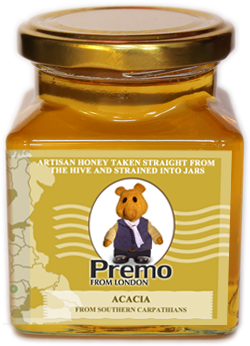 Premo from London Acacia Honey