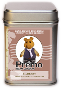 Premo from London Bilberry Tea