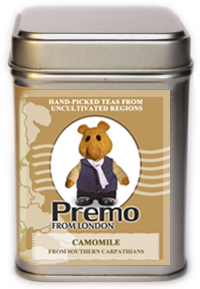Premo from London Camomile Tea