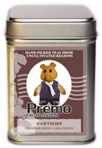 Premo from London Hawthorn Tea