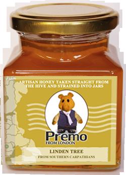 Premo from London Linden Tree Honey