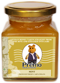 Premo from London Mint Honey