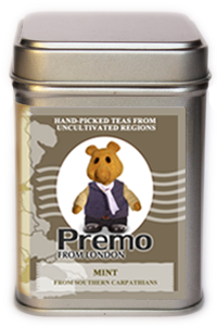Premo from London Mint Tea