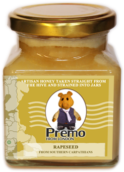 Premo from London Rapeseed Honey