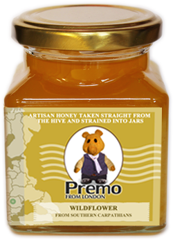 Premo from London Wildflower Honey