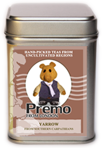 Premo from London Yarrow Tea